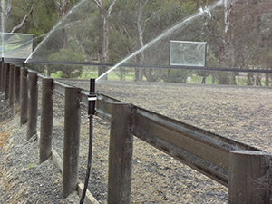 Irrigation design Goulbourn