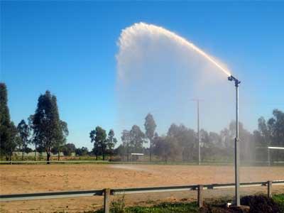 Goulburn lawn irrigation