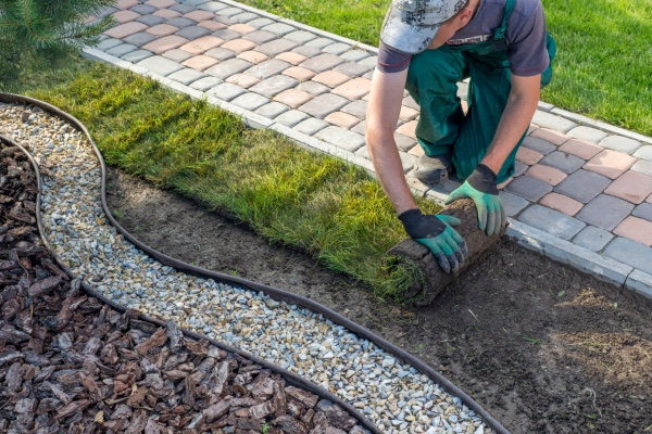 landscaping in Shepparton
